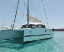 Location voilier catamaran Corse du sud